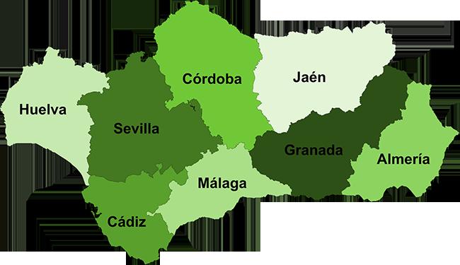Federband - Delegaciones