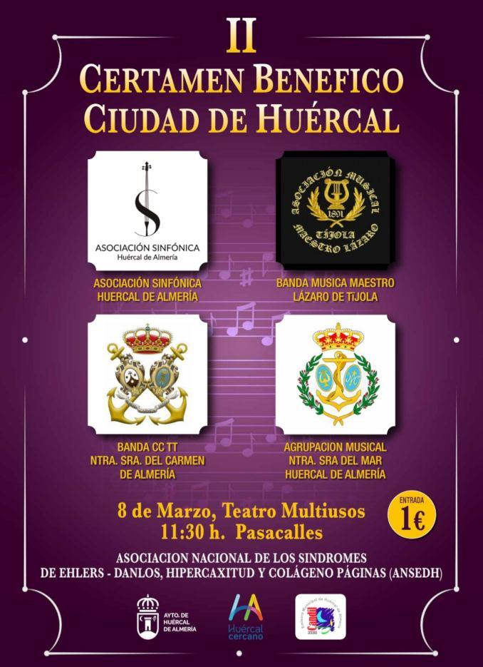 II Certamen Benéfico Huércal de Almería