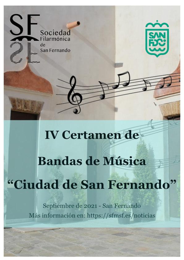 IV Certamen de Bandas «Ciudad de San Fernando»