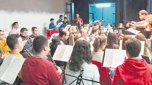 Reunión informativa para la creación de la delegación bandas de música jiennense