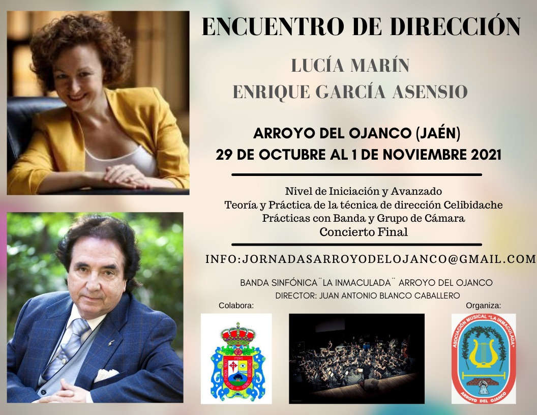 """Encuentro de Dirección """"Arroyo del Ojanco 2021"""""""