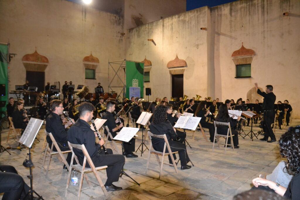 La Banda Municipal de Música de Gerena gana el IV certamen de bandas Ciudad de San Fernando